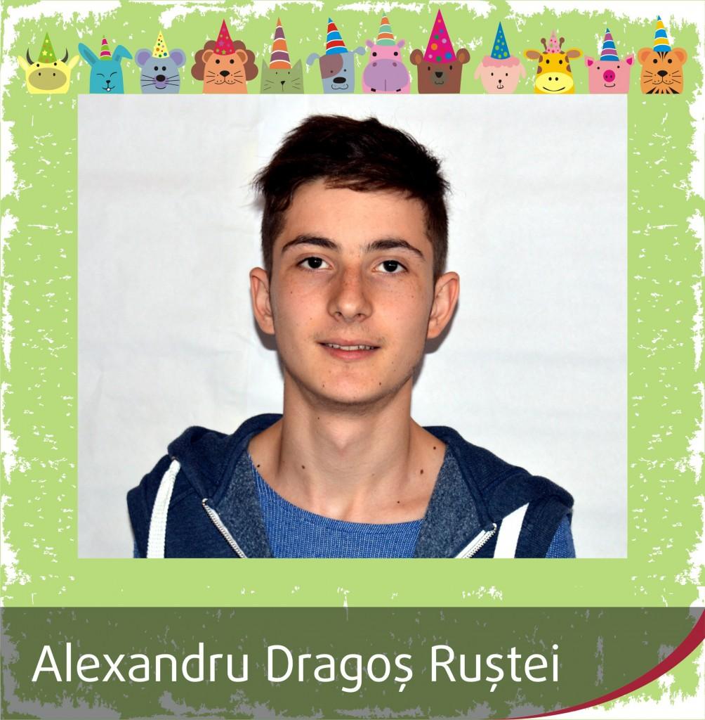 alexandru dragos rustei